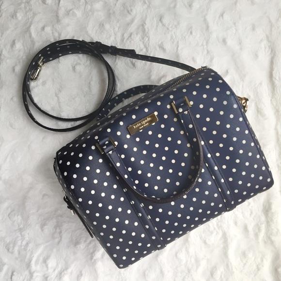 647f5740c kate spade Handbags - Kate Spade Grant Street Grainy Vinyl Mini Cassie