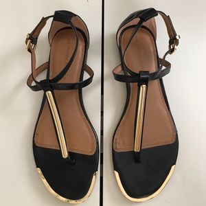 Banana Republic heeled sandals
