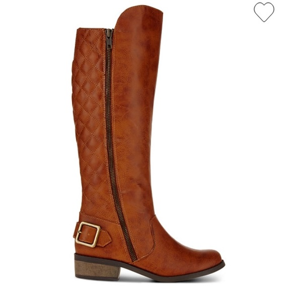 Arizona Jean Company Schuhes   Arizona Quilted Cody Quilted Arizona Stiefel In Cognac 661bcc
