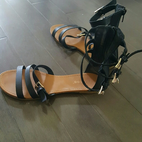 Shoes - Gladiator Sandals