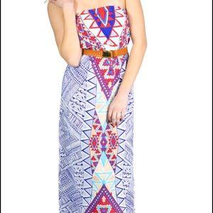 ❗️SALE❗️Alpine Valley Maxi Dress.