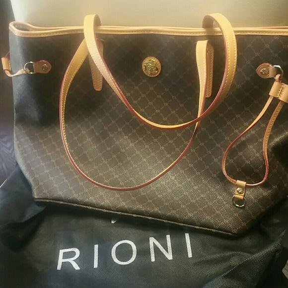 8544e8895f Rioni designer bag