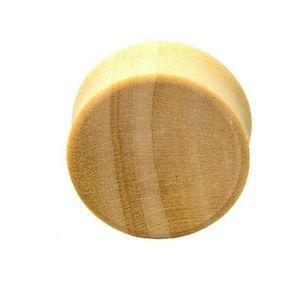 Jewelry - Crocodile Wood Plug