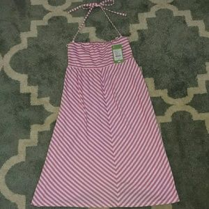 Lily Pulitzer halter/strapless dress nwt