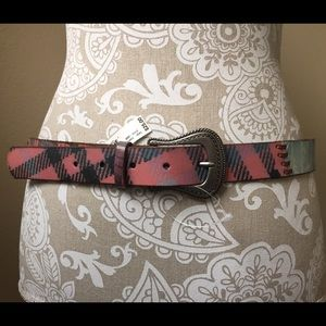 Accessories - 🌷 Vintage Patchwork Belt 🌷