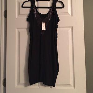 Black Express stretchy dress