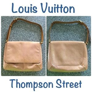 Auth Vernis Louis Vuitton Thompson Street