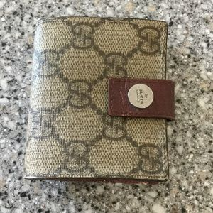 Authentic Gucci Coin Wallet