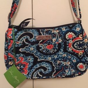 Vera Bradley Marrakesh crossbody NWT