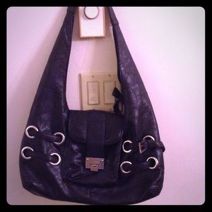Jimmy Choo Handbags - Jimmy Choo authentic black purse