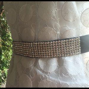 Rhinestone bridal sash,wedding sash belt