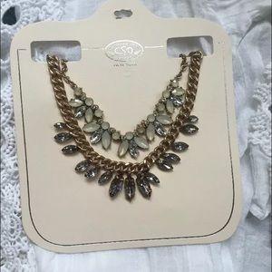 Catherine Stein statement adjustable necklace NWT