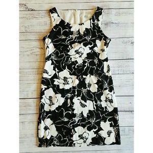 Petite Sophisticate Dresses & Skirts - Floral sun dress