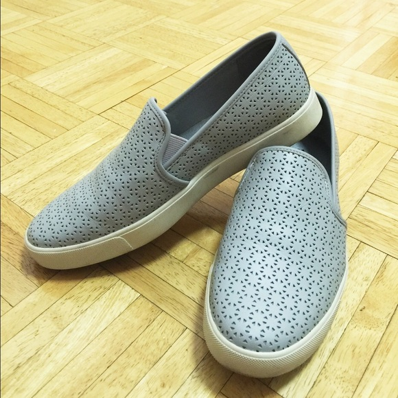 Under Amour Charged Grey Loafer 75 Flat
