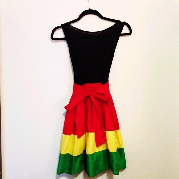 Dresses - New Rasta Girl Summer Dress