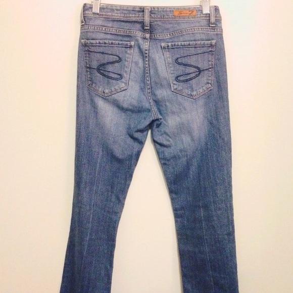 Seven7 Jeans - Vintage Seven Jeans Size 27