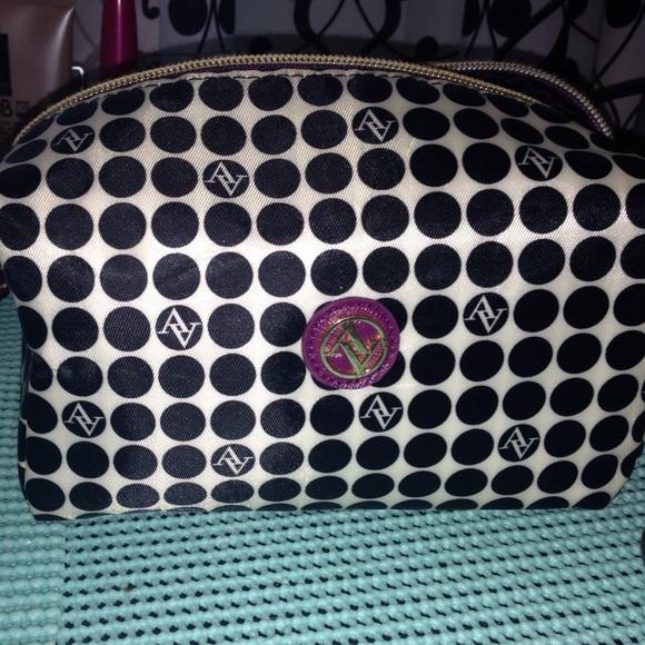 AV Handbags - AV makeup bag