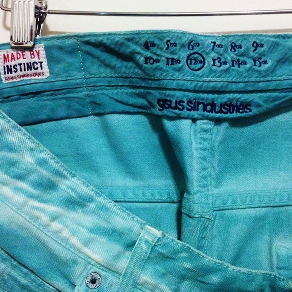 Gsus Industries Jeans - Gsus Industries 'Made by Instinct' Jeans