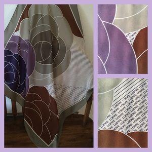 Loewe Accessories - LOEWE VINTAGE Silk Scarf
