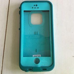 iPhone 5s lifeproof case