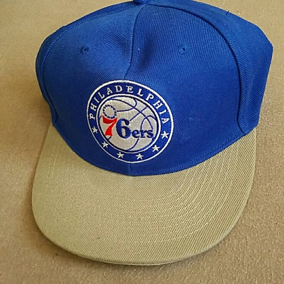 Philadelphia 76ers Limited Edition Snap Back NWOT
