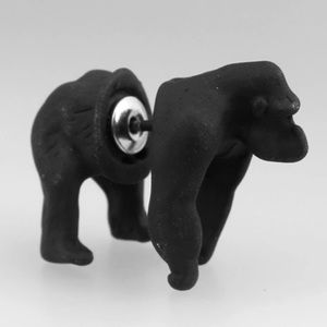 Jewelry - (i1) Gorilla Earrings