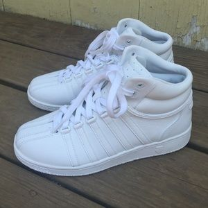 K-Swiss Shoes - Women s K-Swiss Classic VN Mid Casual Shoes 8c28a8a4e40