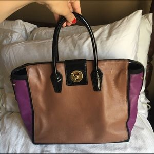 yves saint laurent clutch gold - Saint Laurent Cabas Bags on Poshmark