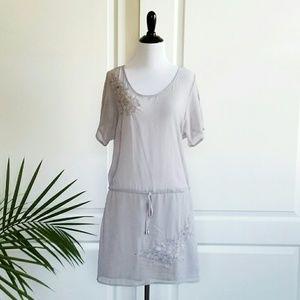 Luluvia  Dresses & Skirts - Chiffon Embellished Dress/Tunic