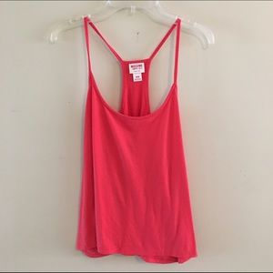 Bright Coral Tank Top