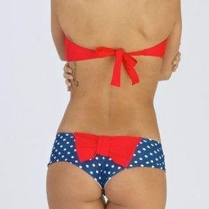 ISO!!! Lolli Swim Patriot Bow Bottom & Top