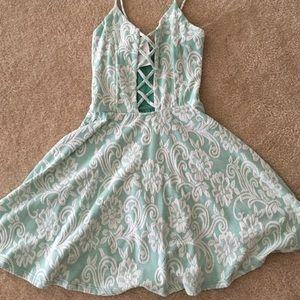 Spool 72 Dresses & Skirts - Teal dress