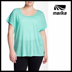 MARIKA Balance Collection Workout Tee