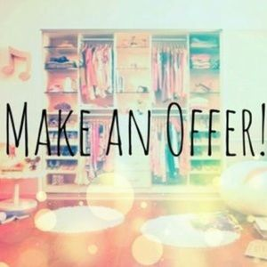 Other - Open to all offers !! 💰👛
