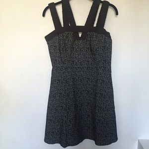 & Other Stories Strappy Mini Dress