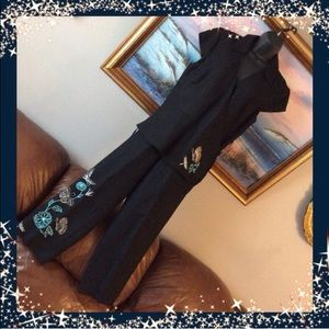 Mercer & Madison Pants - 💞MERCER & MADISON💞two pieces black suit