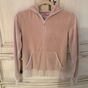 Juicy Couture Track Jacket/Zip-Up