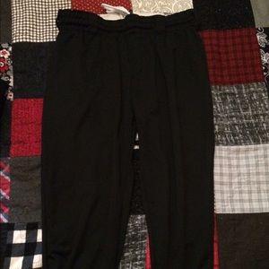 Pants - WILSON cropped softball pants
