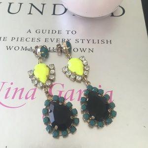 Jewelry - 🖤 Neon Drop Earrings