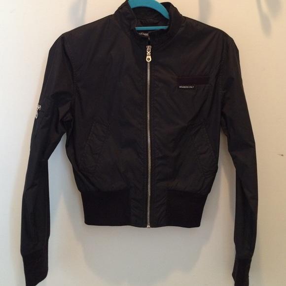 members only jackets coats black crop jacket poshmark