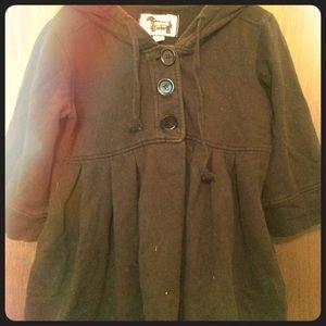 Jackets & Blazers - BROWNIE over coat