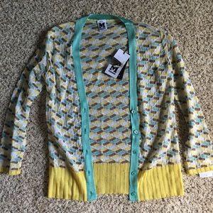 Missoni Sweaters - NWT Missoni cardigan NOT TARGET