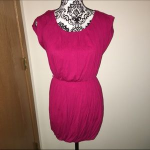 Small hot pink forever 21 dress