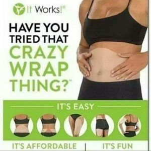 Other - ISO BODY AND FACE WRAPS.