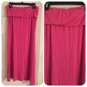Dresses & Skirts - Pink Maxi