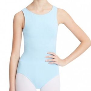 Capezio Other - New Capezio Women's High Neck Leotard - Large