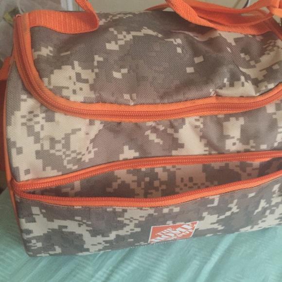 936c314f8fa174 Home depot Handbags - Home Depot lunch bag new sturdy