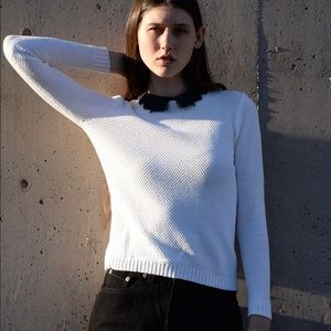 ASOS Collared Sweater