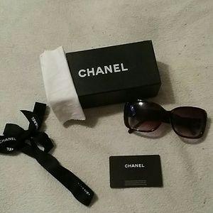 Chanel Sunglasses-100% Authentic