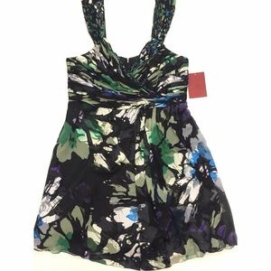 JS COLLECTION WOMAN Floral Print Dress